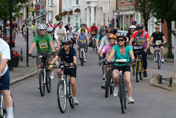 Petersfield Ups and Downs Charity Bike Ride