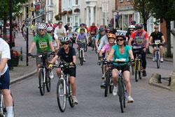 Petersfield Ups & Downs Bike Ride
