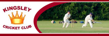 Kingsley Cricket Club Match