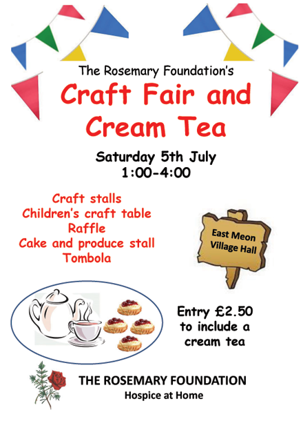 East Meon Craft Fair