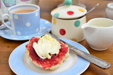 Mackarness and Lunt Cream Tea Day