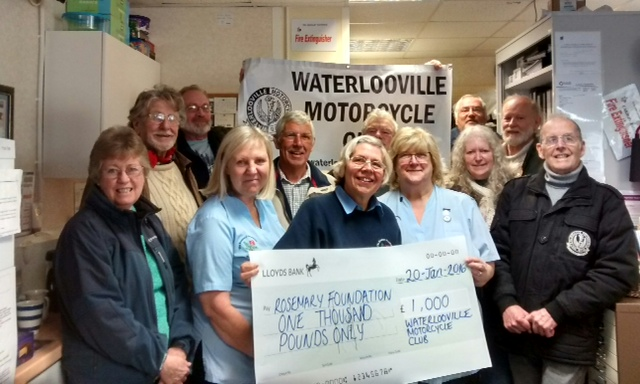 WATERLOOVILLE MOTORCYCLE CLUB