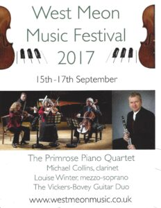 West Meon Music Festival 2017